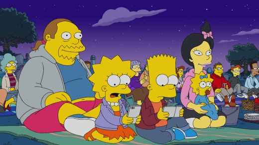Having Kids - The Simpsons