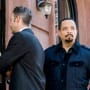 Fin and Carisi Work a Case - Law & Order: SVU Season 20 Episode 23