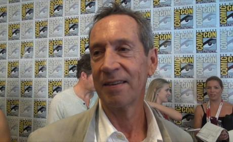 Jonathan Hyde Comic-Con Interview