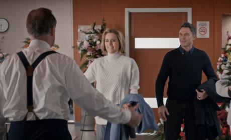Get Well Bouquet - Madam Secretary Season 4 Episode 12