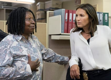 Watch Law & Order: SVU Season 17 Episode 4 Online