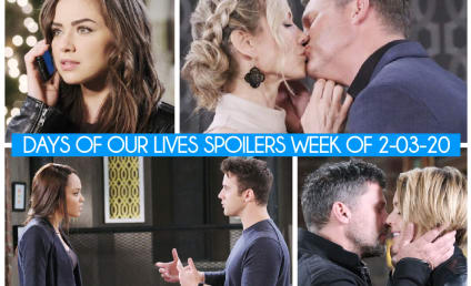 Days of Our Lives Spoilers Week of 2-3-20: Love is In the Air