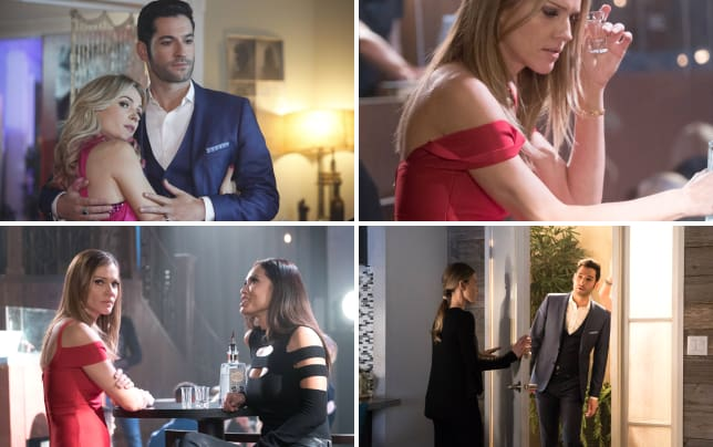 A new woman lucifer season 2 episode 14