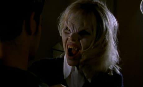 Darla's Bite - Buffy the Vampire Slayer Season 1 Episode 1