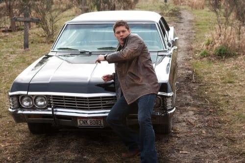 Supernatural Season Finale Scene