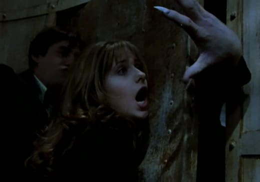 Claws Out - Buffy the Vampire Slayer Season 1 Episode 2