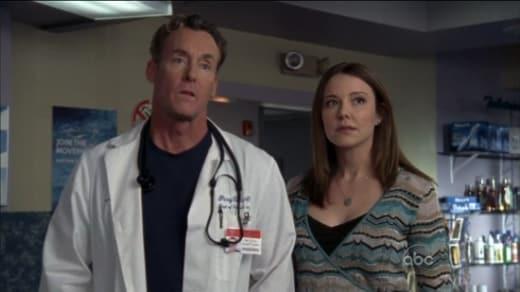 Dr. Cox and Jordan