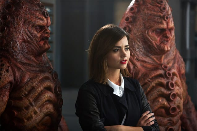 Clara has changed doctor who