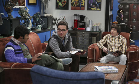 Making Plans - The Big Bang Theory Season 9 Episode 11