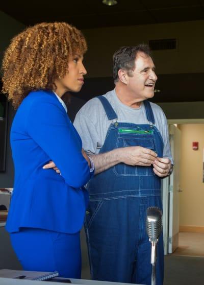 Gus and Gabby - Brockmire Season 3 Episode 1