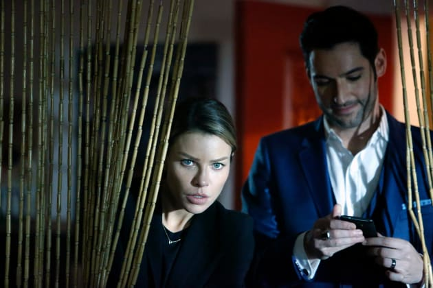 Together Again - Lucifer Season 2 Episode 14