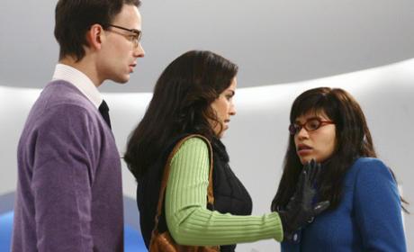 Hilda Interrupt Betty and Henry