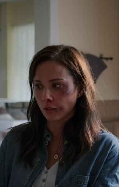 Battered Paige - Virgin River Season 2 Episode 2