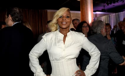Mary J. Blige to Play Hitwoman in New Netflix Drama