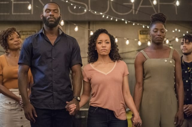 Everyone comes together queen sugar