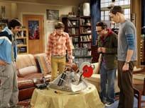 The Big Bang Theory Season 2 Episode 12