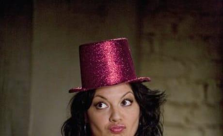 Callie Partying