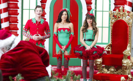 "Glee Music: ""Previously Unaired Christmas"""