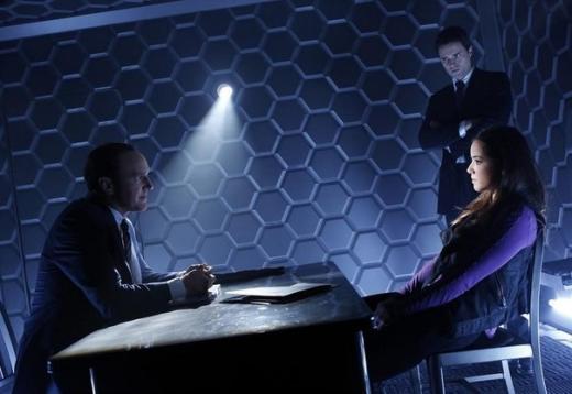 Agents of S.H.I.E.L.D. Premiere Pic