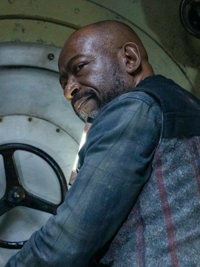 Morgan's Plan - Fear the Walking Dead Season 6 Episode 15