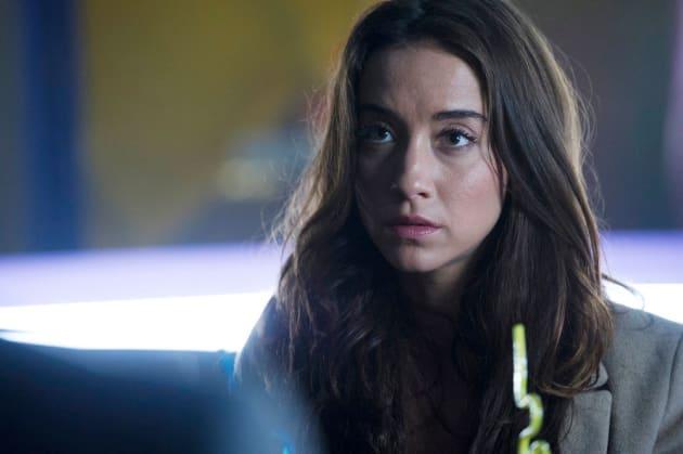 Pensive Julia - The Magicians Season 2 Episode 1