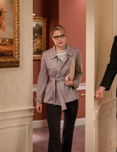 Mr. President, Can We Talk? - Supergirl Season 4 Episode 20