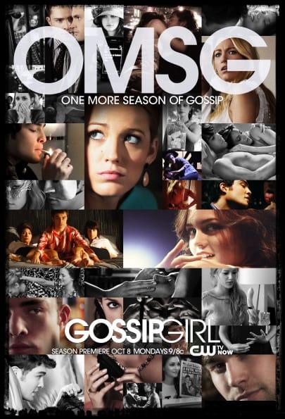 Gossip Girl OMSG Poster