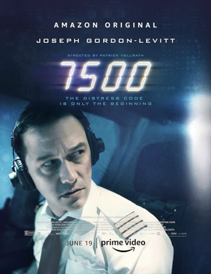 7500 Poster - TV Fanatic