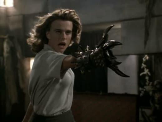Evil Electricity - Buffy the Vampire Slayer Season 3 Episode 7