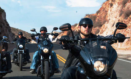 Sons of Anarchy at Comic-Con: Feel the Incitement!