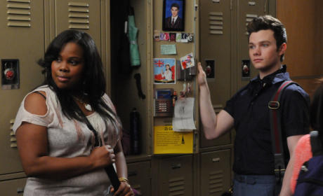 Kurt and Mercedes