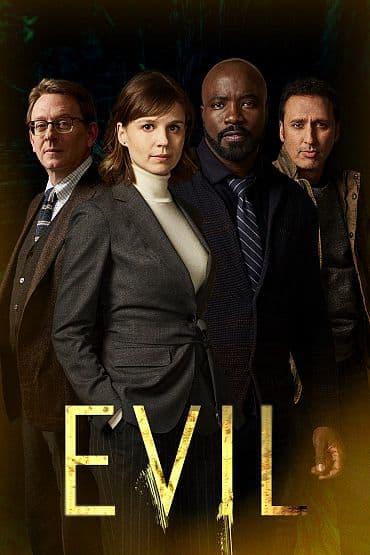 EVIL Cast Poster