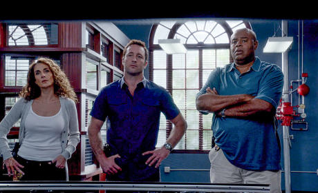 Working on the case - Hawaii Five-0 Season 5 Episode 16