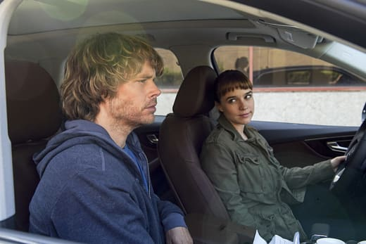 Nell Joins the Team - NCIS: Los Angeles