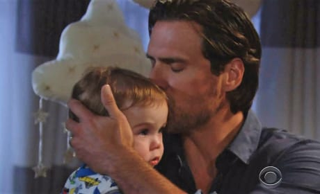 Kissing Christian - The Young and the Restless