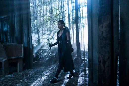 Watcher in the Woods - Black Lightning Season 2 Episode 9