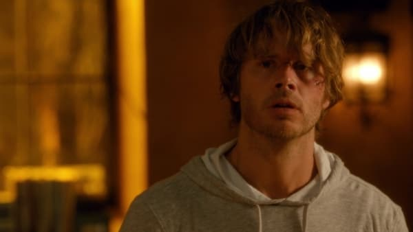 Kensi is Deeks Person