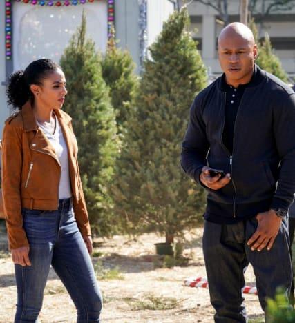 Scene of the Crime - NCIS: Los Angeles Season 10 Episode 11