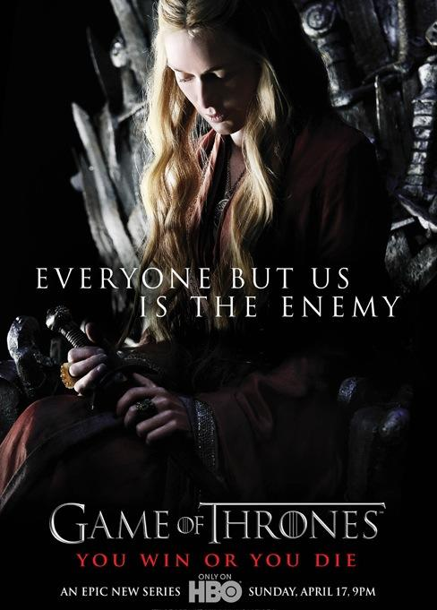 New Game of Thrones Poster