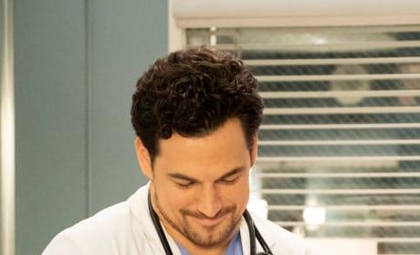 Baby Magnet - Tall - Grey's Anatomy Season 15 Episode 22