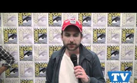 Charlie Day is a TV Fanatic