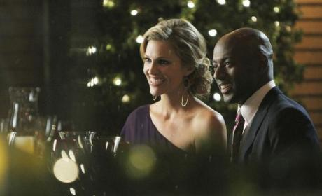 Tricia Helfer on No Ordinary Family