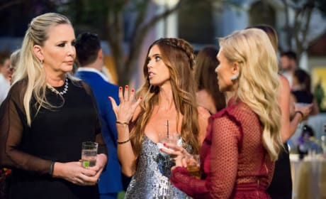 Shannon, Lydia, and Tamara  - The Real Housewives of Orange County