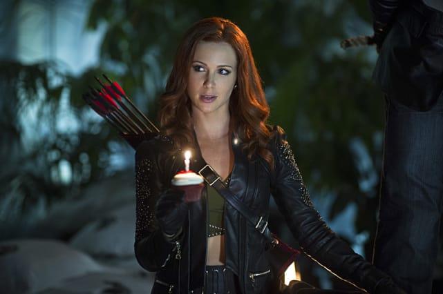 Celebrate! - Arrow Season 3 Episode 7