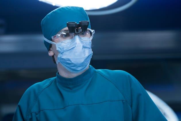 dr. murphy - The Good Doctor Season 1 Episode 16