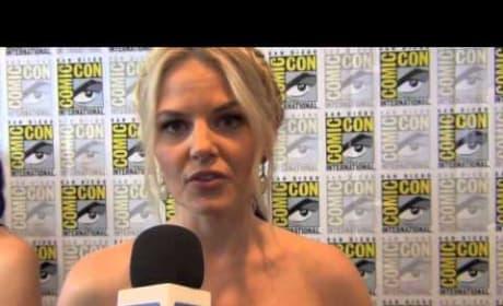 Jennifer Morrison Comic-Con Interview