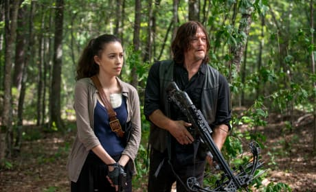 Into The Woods - The Walking Dead Season 8 Episode 11