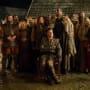 Ivar and Floki Look Up - Vikings Season 4 Episode 18