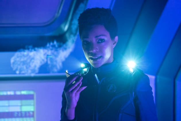 A Race To Save Tilly - Star Trek: Discovery