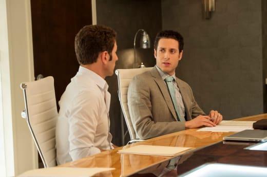 Evan Is Taken Aback - Royal Pains Season 8 Episode 6